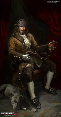 Hyoung-nam-pirate Christopher Condent