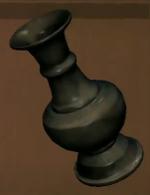 Tibetan Ritual Vase