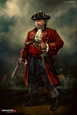 Hyoung-nam-pirate Henry Avery