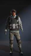 Sidekick Villain Winter Savior