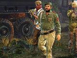 Roberto Guerro's army