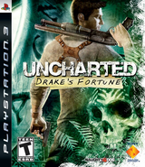 Drake's Fortune front cover (US)
