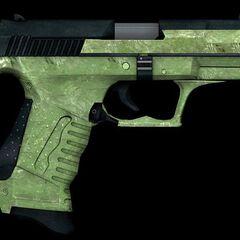 Broń Para 9 Jade'a