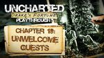 Uncharted Drake's Fortune (PS3) - Chapter 19 Unwelcome Guests - Playthrough Gameplay