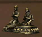 Newari Bronze Figures