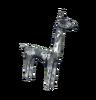 Silver Llama