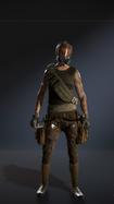 Sidekick Villain Tactical Hunter