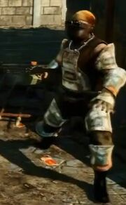 Uncharted 3 Drake's Deception Brute