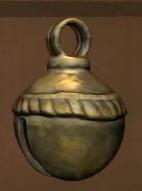 Bronze Tiger Bell