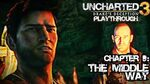 Uncharted 3 Drake's Deception (PS3) - Chapter 9 The Middle Way - Playthrough Gameplay