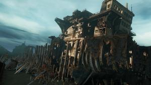 Ship graveyard 1