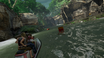 Heading Upriver gameplay 2