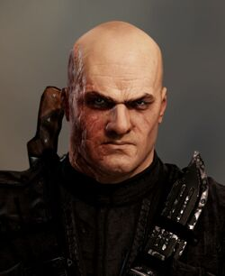 Zoran Lazarevic Uncharted 2 render