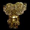 Gold Tairona Pendant