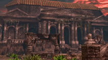 Monastery from DF 4