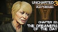Uncharted 3 Drake's Deception (PS3) - Chapter 22 The Dreamers of the Day ENDING