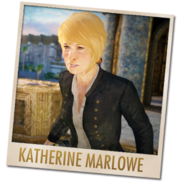 Katherine Marlowe multiplayer card