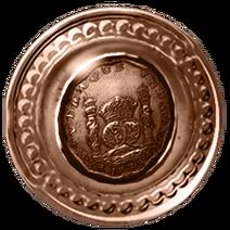 Bounty Pieces of Silver