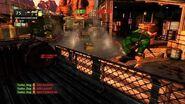 Uncharted 3 'Carpet Bomb Kickback'