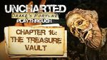 Uncharted Drake's Fortune (PS3) - Chapter 16 The Treasure Vault - Playthrough Gameplay
