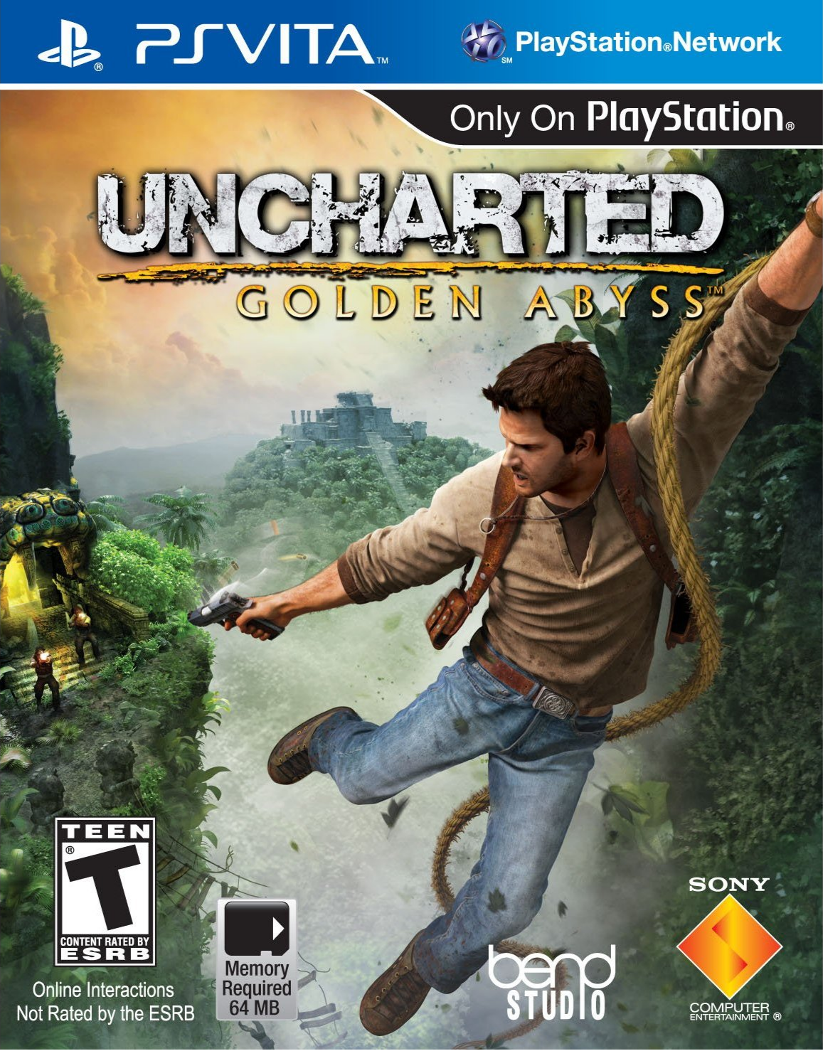 Uncharted Golden Abyss Uncharted Wiki Fandom