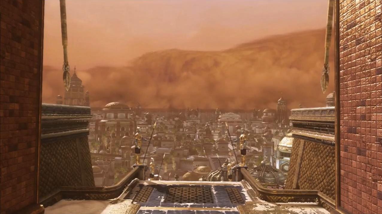 Atlantis of the Sands | Unchar...