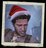 Holiday Drake MP skin