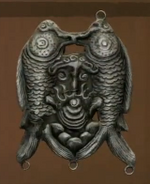 Eight Emblems Pendant