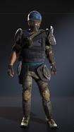Sidekick Hero Tactical Brute