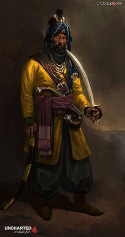 Captain Al Basra