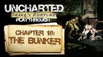 Uncharted Drake's Fortune (PS3) - Chapter 18 The Bunker - Playthrough Gameplay