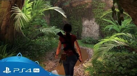 Uncharted The Lost Legacy Exclusive Hands-On Gameplay PS4