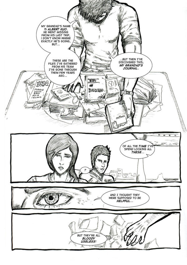 Kuo's Misconception Chapter 2 Page 2