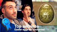 LOS SECRETOS DE UNCHARTED - Easter eggs, curiosidades..