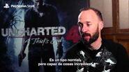 Uncharted 4 El Desenlace del Ladrón - Testimonios de Naughty Dog