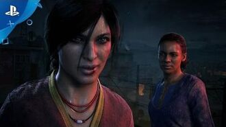 UNCHARTED The Lost Legacy - PlayStation Experience 2016 Announce Trailer PS4