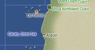 Canary, Open Sea