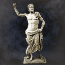 The Statue of Hermes