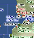 Lisbon, Open Sea