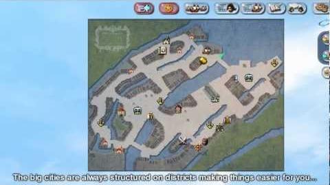 UWO Tutorials Part 2 - Navigating Through The City