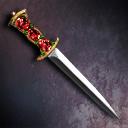 Short sword for rituals