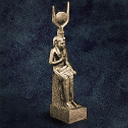 The Statue of Isis