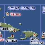 Antilles, Open Sea