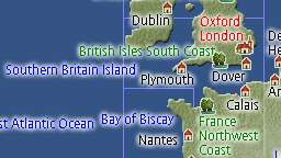 Southern Britain Island