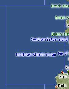 Northeast Atlantic Ocean