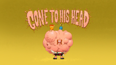 Gone to His Head Title Card HD