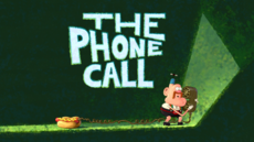 The Phone Call Title Card HD