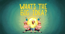 What's The Big Idea Title Card
