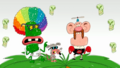 Belly Bag, Mr. Gus, Pizza Steve, and Uncle Grandpa in Viewer Special 8.png