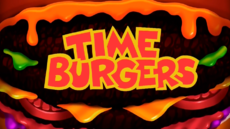 Time Burgers Title Card